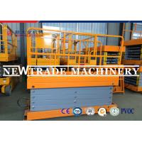 Quality Electromotion Scissor Type Hydraulic Lifting Platform / Aloft Lifting Platform for sale