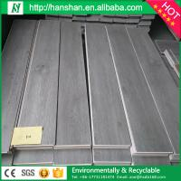 Wholesale Waterproof Uniclic Click System WPC PVC Interlocking Vinyl Plastic Floor Tile from china suppliers
