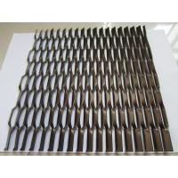 Wholesale Fluorocarbon Coating Aluminum Expanded Metal Mesh  from china suppliers