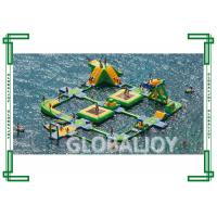 Wholesale Giant Inflatable Sport  Games with Jumper Blob , inflatable water park for kids from china suppliers