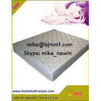 Wholesale Cheap Queen Size Matttress manufaturer sleep well bonnell spring mattress online from china suppliers