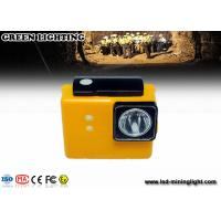 Wholesale IP 68 100000 hours 3.7V Safety Rechargeable mining Led Headlamp GL-3C  with the newest photo frame model from china suppliers