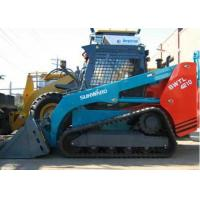 Wholesale Crawler SUNWARD Skid Steer Rental with Auto Leveling System ROPS / FOPS from china suppliers