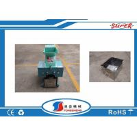 Wholesale 400 kG/H 10HP Powerful PVC Plastic Bottle Shredder With Flake Blade from china suppliers