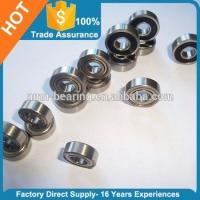 Wholesale Sliding window and door roller bearing, 608 626 625 bearing from china suppliers