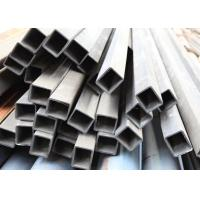 Quality A333 Grade6 Low Temperature Impact Test Seamless Steel Tubes , Rectangular Steel Tube for sale