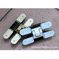 Wholesale Silent 3d German Hinges ,  Open / Close Concealed Door Hinge Thickness 40mm from china suppliers