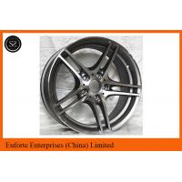 Wholesale Gun metal machine face replica aluminum alloy wheels for BMW 335 from china suppliers
