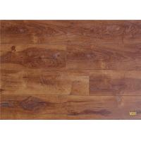 Wholesale 10mm 12mm Walnut Wood EIR Laminate Flooring For Living Room / Office from china suppliers