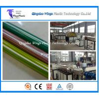 Wholesale Plastic PVC Materials Fiber Reinforced Hose Production Line from china suppliers