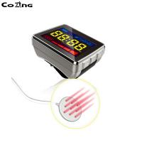 China Medical Laser therapy watch for the high blood pressure Home treatment on sale