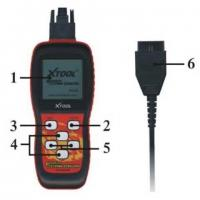 Wholesale PS100 EOBD / CAN OBDII Code Scanner For All 1996 And Newer Cars / Light Trucks from china suppliers