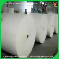 Wholesale High Quality C2S Glossy Coated Art Paper / Couche Paper in roll or in sheets / in ream from china suppliers