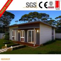 Wholesale high quality steel building modular homes design prefab prefabricated house 60sqm from china suppliers