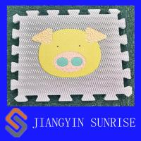 Wholesale Anti Bacteria EVA Foam Sheet  Kids Interlocking Foam Puzzle Mat from china suppliers