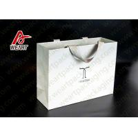 Personalized 200gsm Matt Art Paper Bags For Wedding Party Customer Service