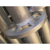 Wholesale Ringlock verticals 48.3*3.2mm Ringlock Scaffolding System HDG Surface from china suppliers