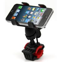Wholesale Black Bicycle Motorcycle Bike Mount Phone Holder For IPhone 360 Degree from china suppliers