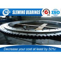 Wholesale Customised High Precision Ball Bearing Slewing Ring For Sewage Treatment Plant from china suppliers