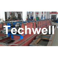 Wholesale 1.8 - 2.3mm Rack Roll Forming Machine / Cable Tray Forming Machine TW-RACK from china suppliers