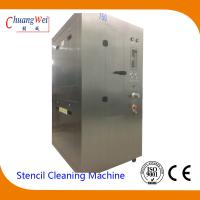 Wholesale Durable Smt Cleaning Equipment Stencil Cleaner 200-600l / Min Air Consumption from china suppliers