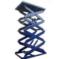 Wholesale 3KW Movable Stationary Scissor Lift 1500X1600MM Table Size CE ISO from china suppliers