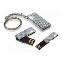Wholesale 1GB, 2GB, 4GB, 8GB Metallic / Plastic Branded USB Flash Drives SUP39 With Mirrored Surface from china suppliers