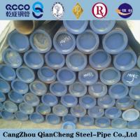 Quality DN 100 4 inch 114.3mm sch40 hot rolled seamless steel pipe for sale