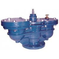Buy cheap ASME B16.34 ASTM A935 Air Release Valve / Trifunctional Suction Valve 4