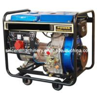 Wholesale Portable Diesel Generator Set (SIN6500S3) from china suppliers