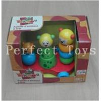 Wholesale Tiger family wooden car /children toys /wooden car from china suppliers