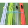 Buy cheap #5 TPU Coating Waterproof Open End Nylon Zipper For Outdoor Garment, nylon waterproof zipper with auto lock slider zippe from wholesalers