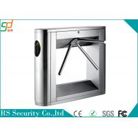 Wholesale High Security IR Sensor Control Tripod Turnstiles 304 Stainless Steel Gate from china suppliers