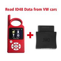 Wholesale Handy Baby Original Hand-held Car Key Copy Tool Plus JMD Assistant OBD Adapter Read ID48 Data from VW Cars from china suppliers