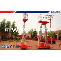 Wholesale 18m Strong Power Aerial Working Platform Aerial Lift Safety from china suppliers