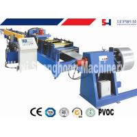 Wholesale Durable C Purlin Forming Machine Single Station 3T High Frequency from china suppliers