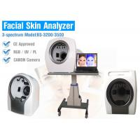 Wholesale Portable 12 Mega Pixels Skin Analysis Machine , Skin Moisture Analyzer from china suppliers