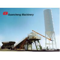 Wholesale PLC Control System Concrete Mixing Plant / Mobile Batching Plant 48.6 kw from china suppliers