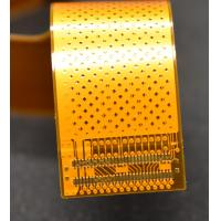 Wholesale Flexible PCB Circuit Single sided Polyimide Material Finished Copper 1OZ Polybag packing from china suppliers