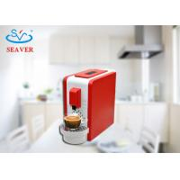 Wholesale Household  Multi Capsule Coffee Machines , High Pressure Coffee Maker For Macchiato / Cappuccino from china suppliers
