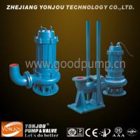 Wholesale Non-clogging Centrifugal Submersible Pump, Submersible Slurry Pump from china suppliers