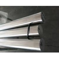 Buy cheap 40Cr Precision Ground Chrome Plated Steel Rod With Quenched / Tempered from wholesalers