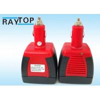 Wholesale 75W Modified Sine Wave Car Power Inverter DC 12V To AC 220v Converter + USB from china suppliers