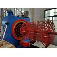 Wholesale Stainless Steel 304 Wedge Wire Mesh Manufacturing Machine 6-50 RPM Welding Speed from china suppliers