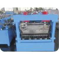 Wholesale 12-15m/min Hydraulic Punching Steel Silo Roll Forming Machine Automatic PLC Control System from china suppliers