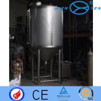 Wholesale Hygienic Stainless Fermentation Tank Three Layer With Coil Jacket from china suppliers