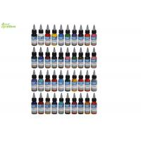 Wholesale Professional Artists Pigment Tattoo Ink 40 Color  Set  For Eyebrow Embroidery from china suppliers