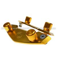 Wholesale CNC Milled Engine Case Sliders , Engine Guards For Motorcycles from china suppliers