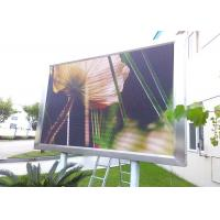 Buy cheap HD Giant Screen Full Color P10 LED Signboard outdoor full color led display Video Wall/LED Screen Commercial Advertising from wholesalers