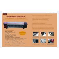 Quality special 3.2m solvent printer for sale